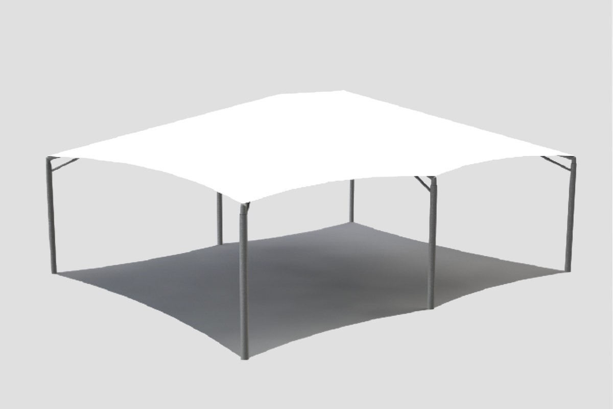 frame shade sail structure Adelaide SA Weathersafe