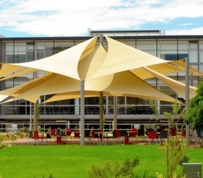 shade sails Tech in SA offices Thebarton West Torrens
